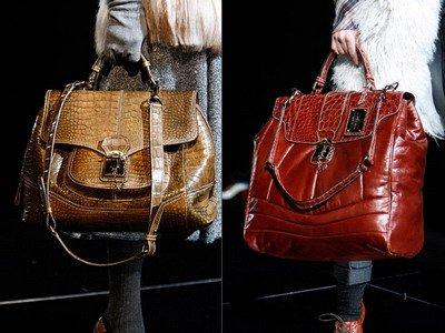 """Большие женские сумки-портфели Dolce & Gabbana так и просятся  """"на работу """""""